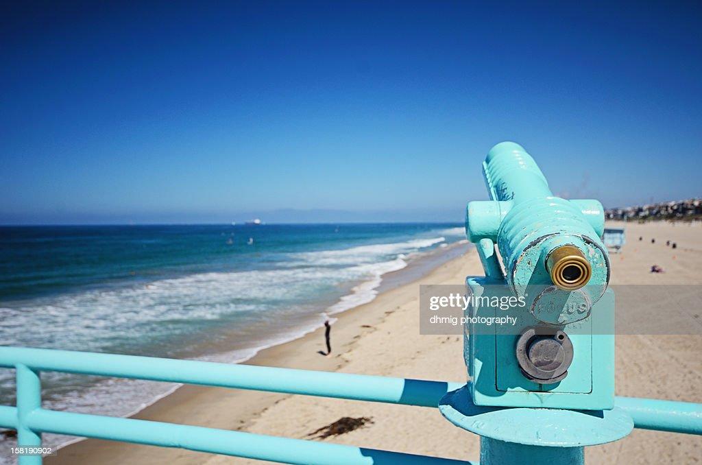 Manhattan Beach, California : Stock Photo
