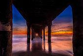 Manhattan Beach Pier, Los Angeles