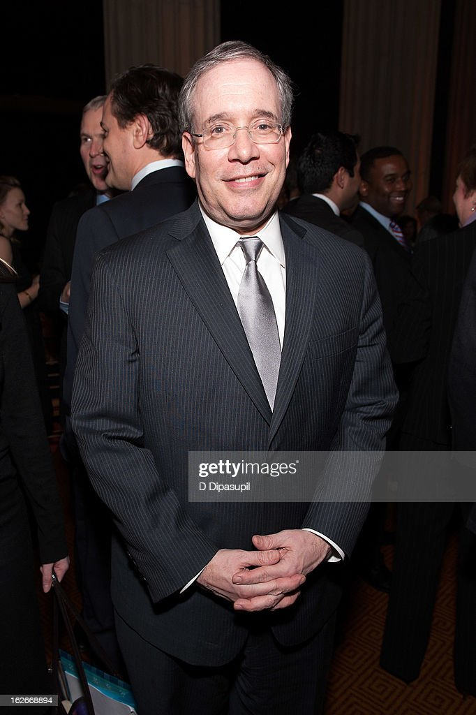Manhattan Borough President Scott Stringer attends the New Yorker For New York Gala 2013 at Gotham Hall on February 25, 2013 in New York City.