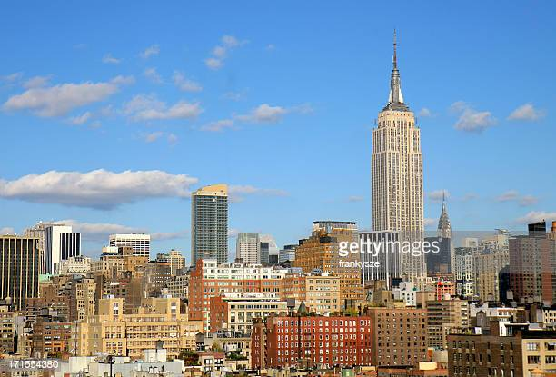 Empire State Building di New York City
