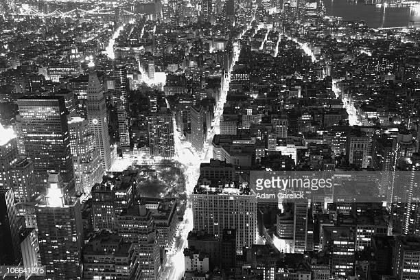 Manhattan from Above