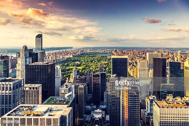 Manhattan depuis le sommet