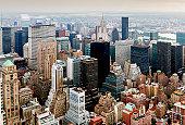 Manhattan landscape