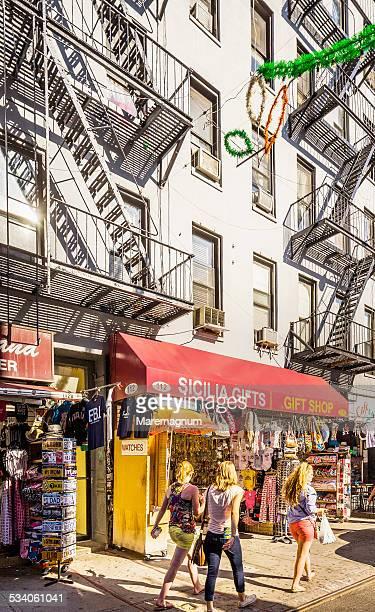 Little Italy New York Stock-Fotos und Bilder | Getty Images
