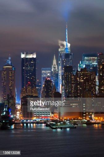 Manhattan, New York City. : Stock Photo