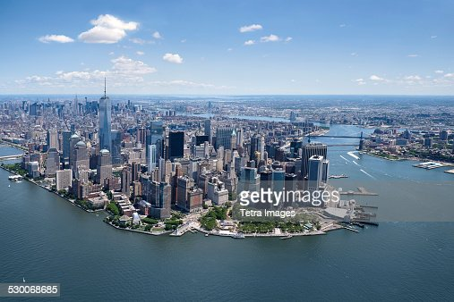 USA, Manhattan, New York, New York City, Cityscape