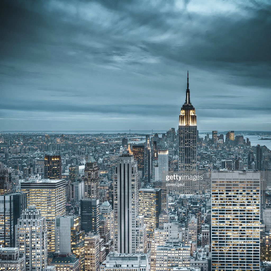 Manhattan : Stock Photo