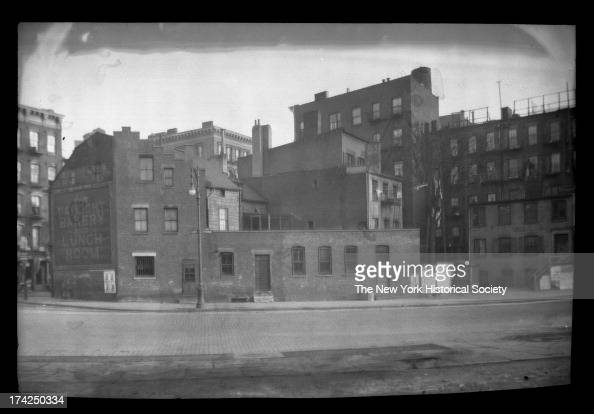 Seventh Avenue at Commerce Street New York New York late 19th or early 20th century
