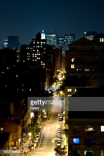 Manhattan Street Life