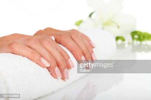 Manicure : Stock Photo