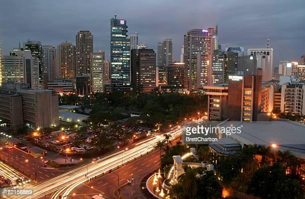 Manila a notte
