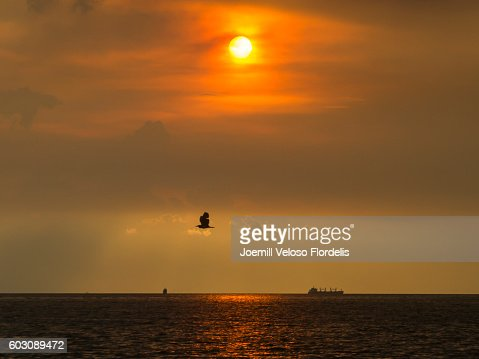 Manila Bay at Sunset (Philippines)