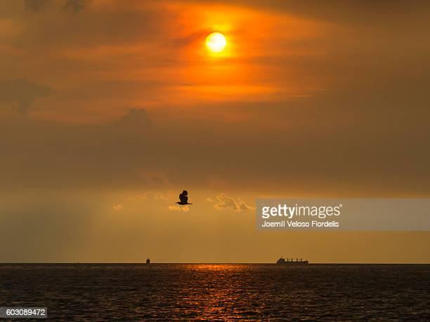 Manila Bay at Sunset (Philippines)
