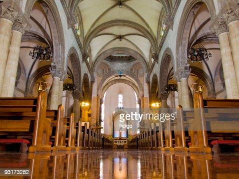 マニラ大聖堂、イントラムロス