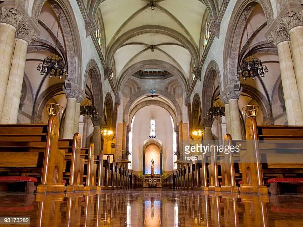Intramuros Cattedrale di Manila