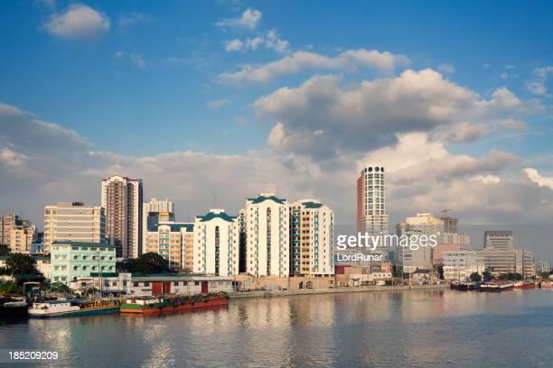 Manila la ciudad