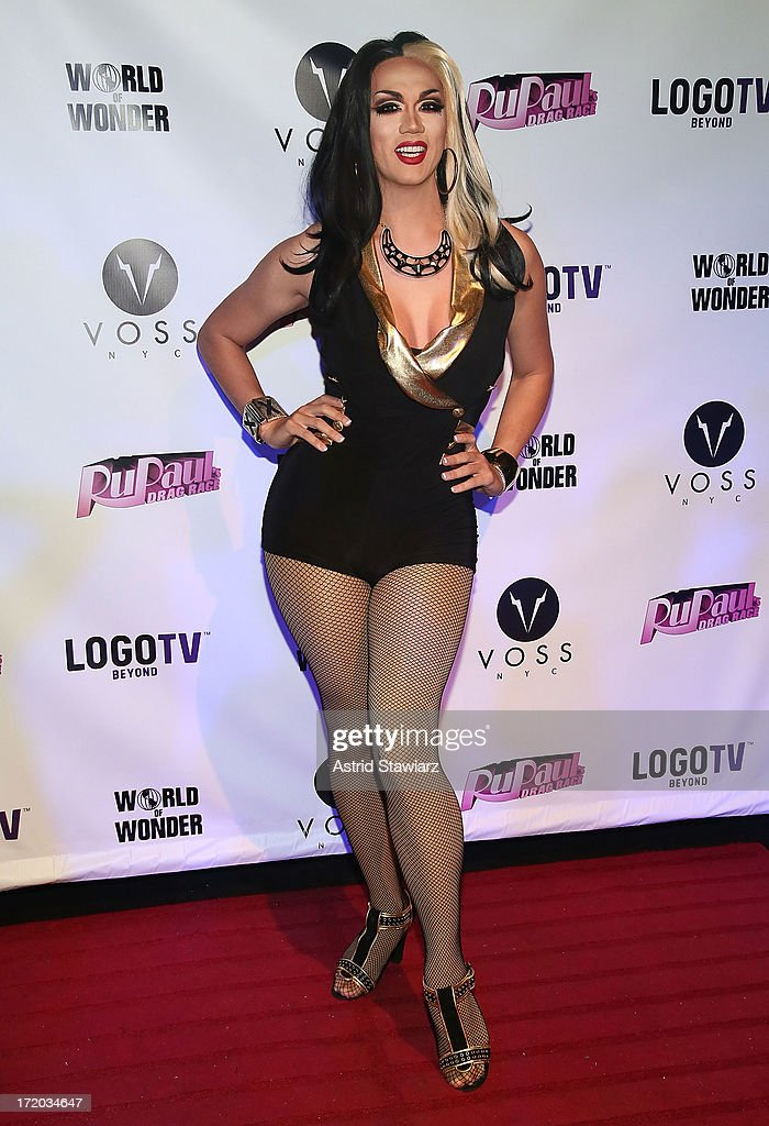 Manila Luzon attends Logo TV's Official Pride NYC 2013 Event at Highline Ballroom on June 30, 2013 in New York City.
