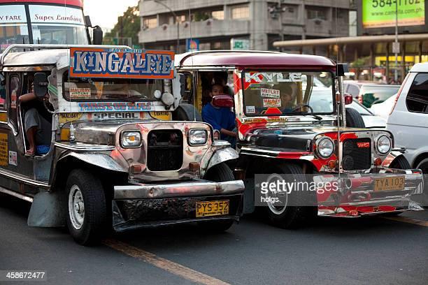 マニラ,フィリピン Jeepney の