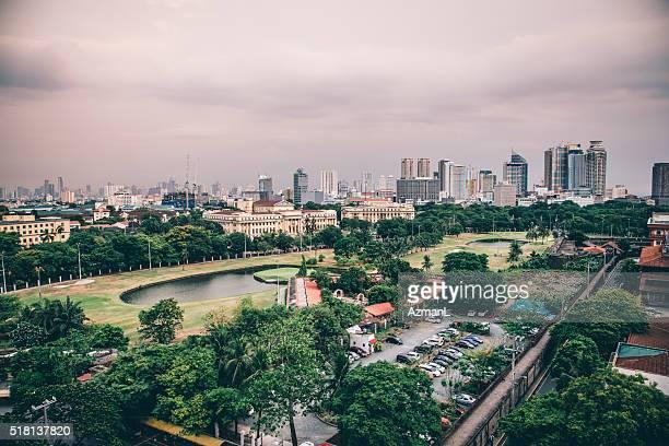 Horizonte de Manila