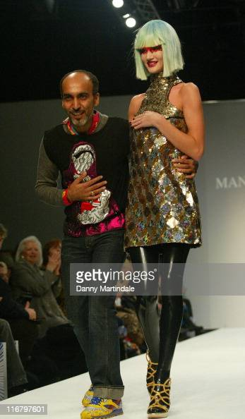 Manish Arora Fashion Designer Stock Photos and Pictures ...