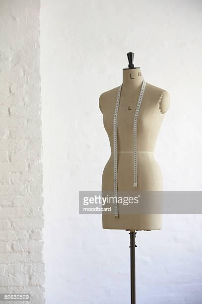 Mannequin indoors
