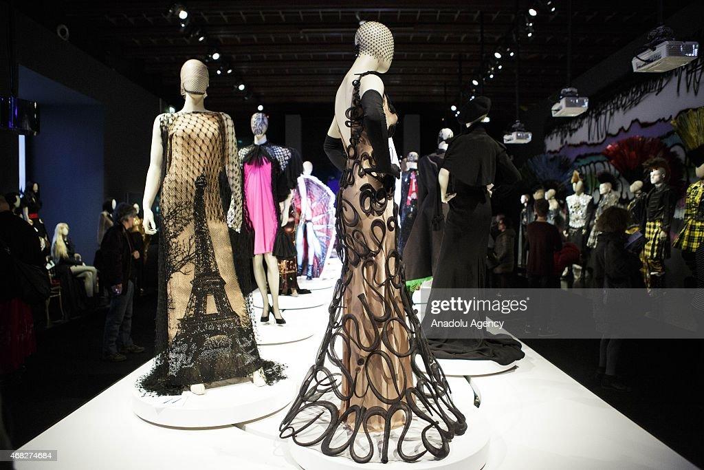 Jean Paul Gaultier Exhibition In Paris Getty Images