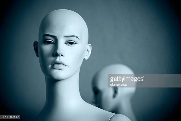 Mannequins Heads