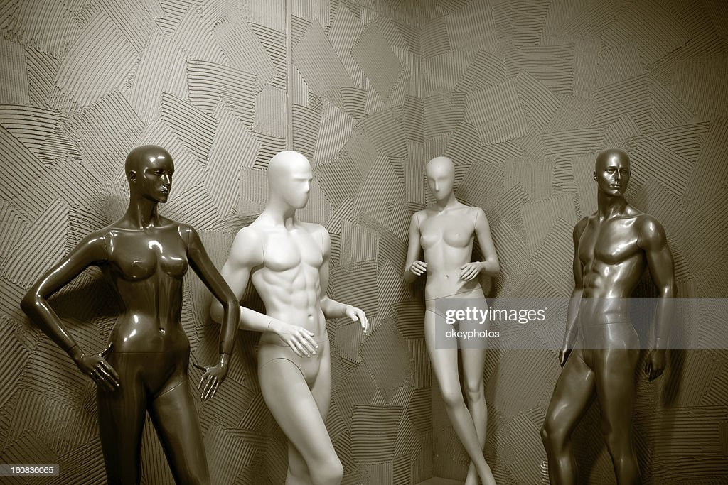 Mannequins : Stock Photo