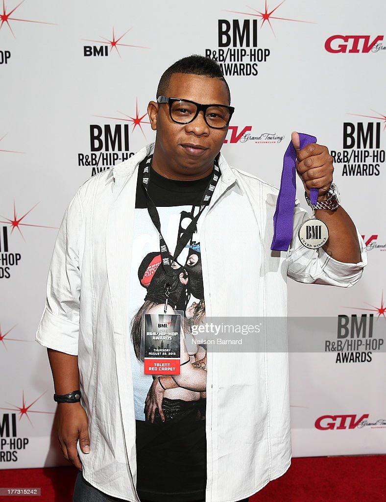 Mannie Fresh attends the 2013 BMI R&B/Hip-Hop Awards at Hammerstein Ballroom on August 22, 2013 in New York City.