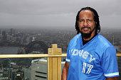 Manny Ramirez Sydney Blue Sox Media Opportunity