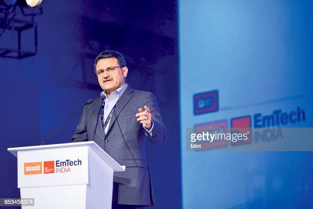 Manoj Kohli Executive Chairman SoftBank Energy Bharti Enterprises and Foxconn talks about 'Future Of Energy' at Emtech India 2017 the MintMIT...