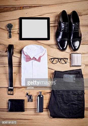 Man's Casual business outfit