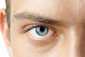 Mann's eye