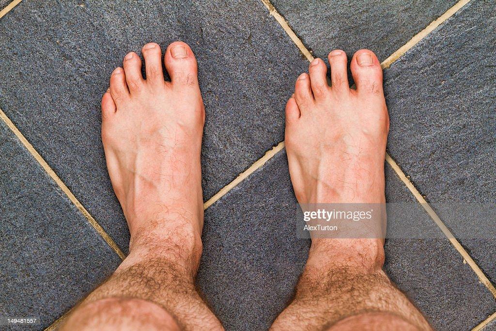 deux pieds quches