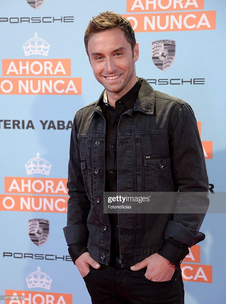 'Ahora o Nunca' Madrid Premiere