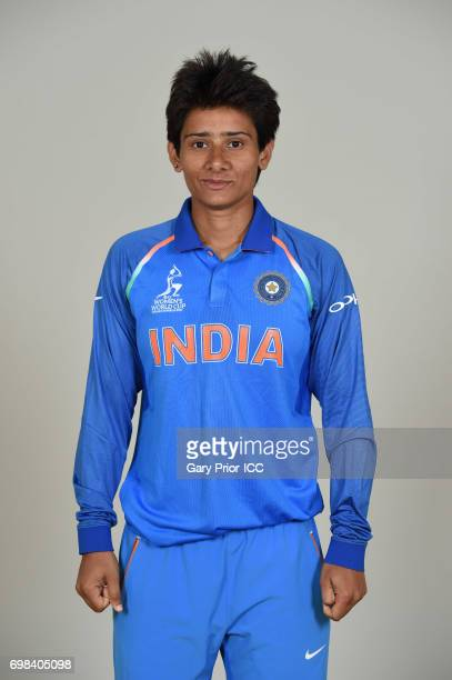 Mansi Joshi of India on June 20 2017 in Derby England