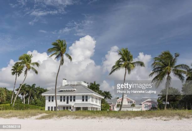 Mansions on Naples City Beach