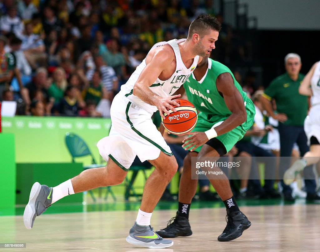 Basketball - Olympics: Day 4