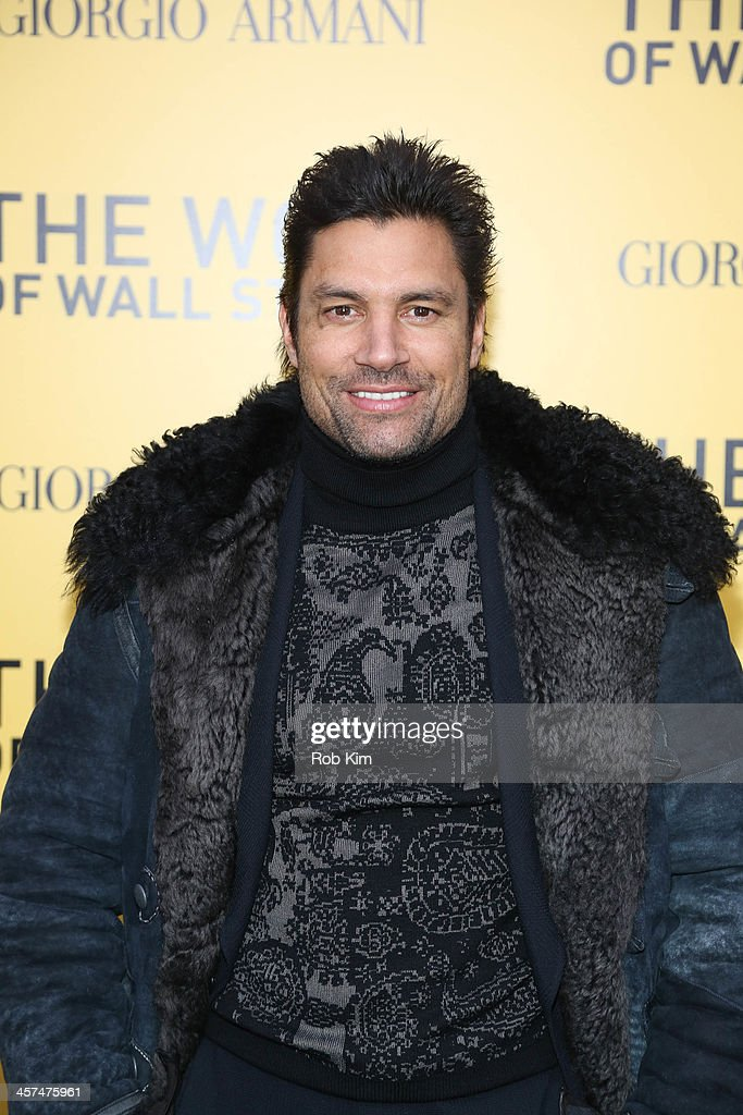 <a gi-track='captionPersonalityLinkClicked' href=/galleries/search?phrase=Manu+Bennett&family=editorial&specificpeople=2223445 ng-click='$event.stopPropagation()'>Manu Bennett</a> attends the 'The Wolf Of Wall Street' premiere at Ziegfeld Theater on December 17, 2013 in New York City.