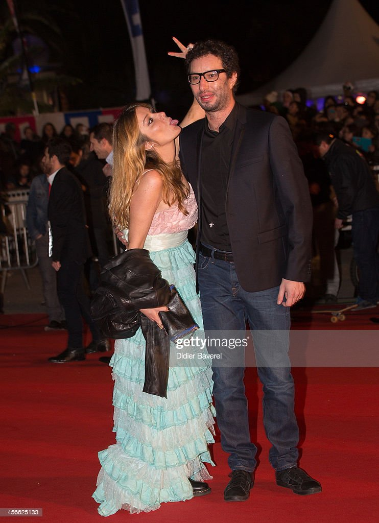 Manu Levy attends the 15th NRJ Music Awards at Palais des Festivals on December 14, 2013 in Cannes, France.