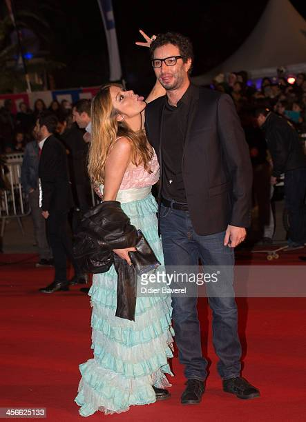 Manu Levy attends the 15th NRJ Music Awards at Palais des Festivals on December 14 2013 in Cannes France