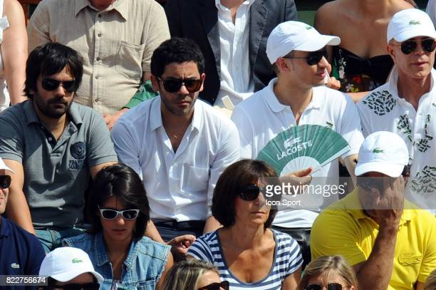 Manu PAYET Finale Dames Roland Garros 2010