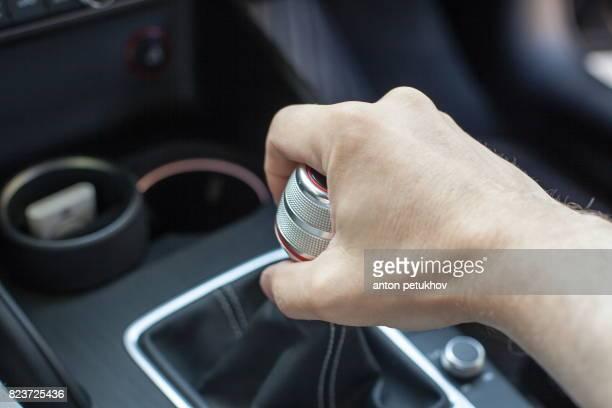 manual gear shift knob
