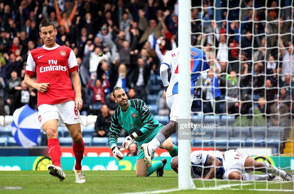 Blackburn Rovers v Arsenal - Premier League