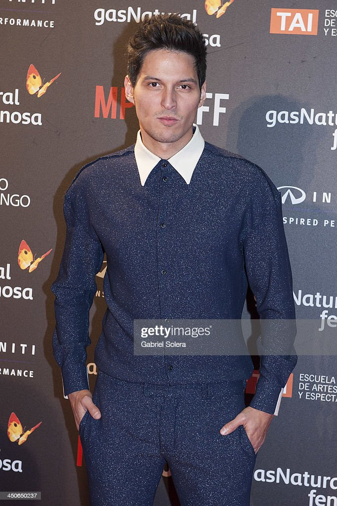 Manuel Castillo attends '10.000 Noches en Ninguna Parte' Madrid Premiere at Callao cinema on November 19, 2013 in Madrid, Spain.