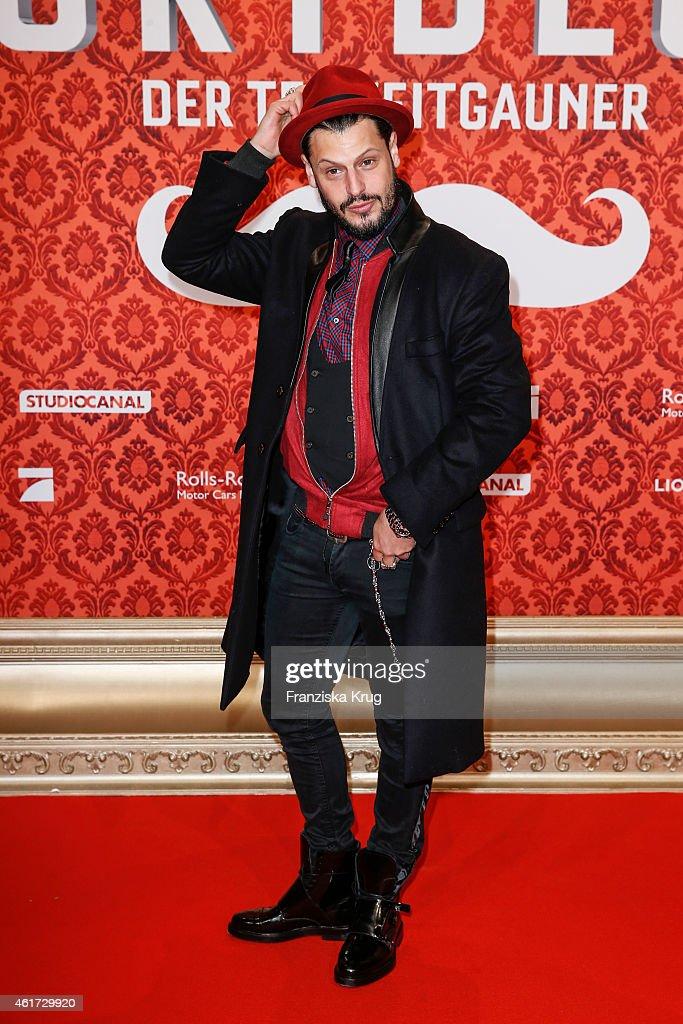 'Mortdecai - Der Teilzeitgauner' World Premiere In Berlin