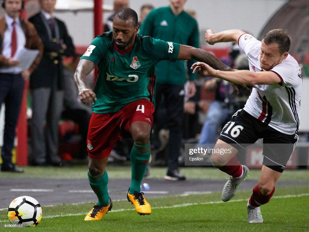 FC Lokomotiv Moscow vs FC Amkar Perm - Russian Premier League