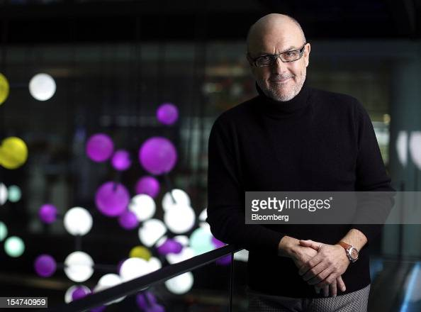 Manuel GarciaDuran chairman of Grupo Ezentis SA poses for a photograph following a Bloomberg Television interview in London UK on Thursday Oct 25...