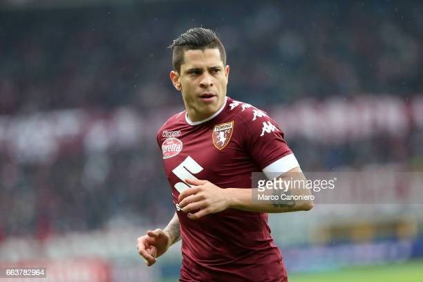 Manuel Iturbe of Torino FC during the Serie A football match between Torino FC and Udinese Final result is 22