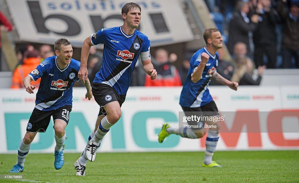 Arminia Bielefeld v Jahn Regensburg  - 3. Liga